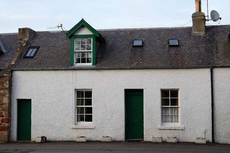 2 Bedrooms Terraced House for rent in Main Street, Melrose, Scottish Borders, TD6 9RR