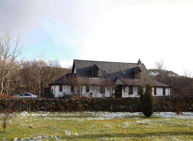 4 Bedrooms Detached House for sale in Tigh na Struith, Kilmichael Glen, By Lochgilphead, PA31 8QL