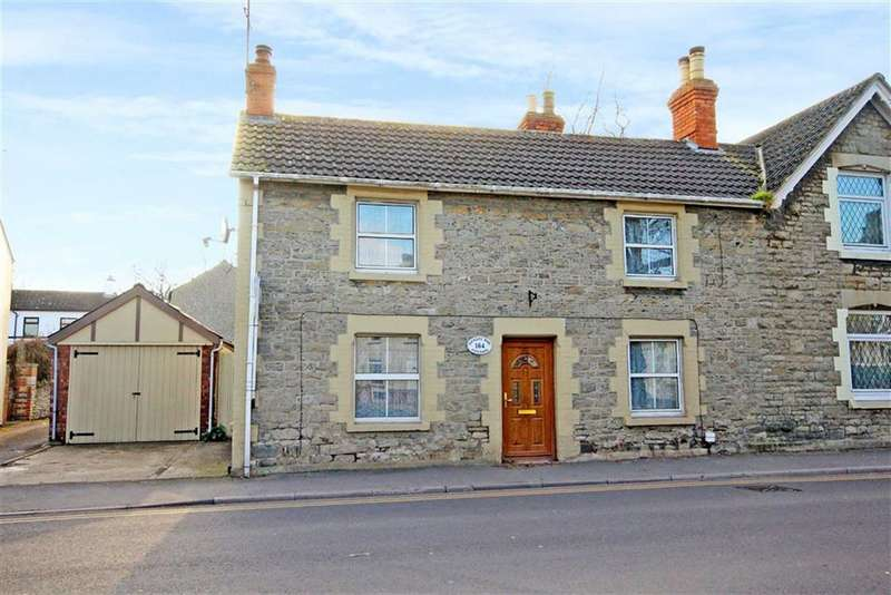 3 Bedrooms Semi Detached House for sale in Ermin Street, Stratton, Wiltshire