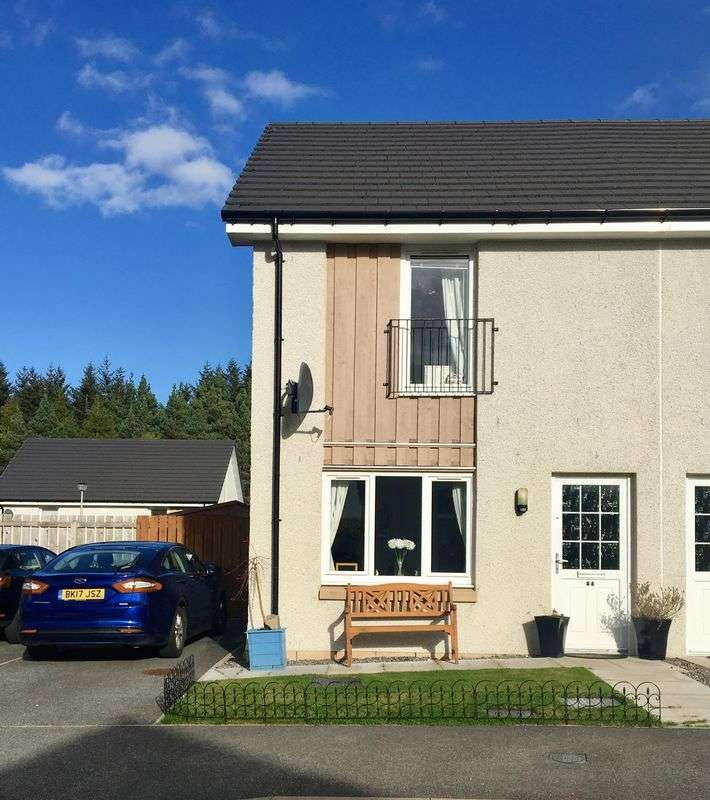 2 Bedrooms Property for sale in Larchwood Drive, Inverness