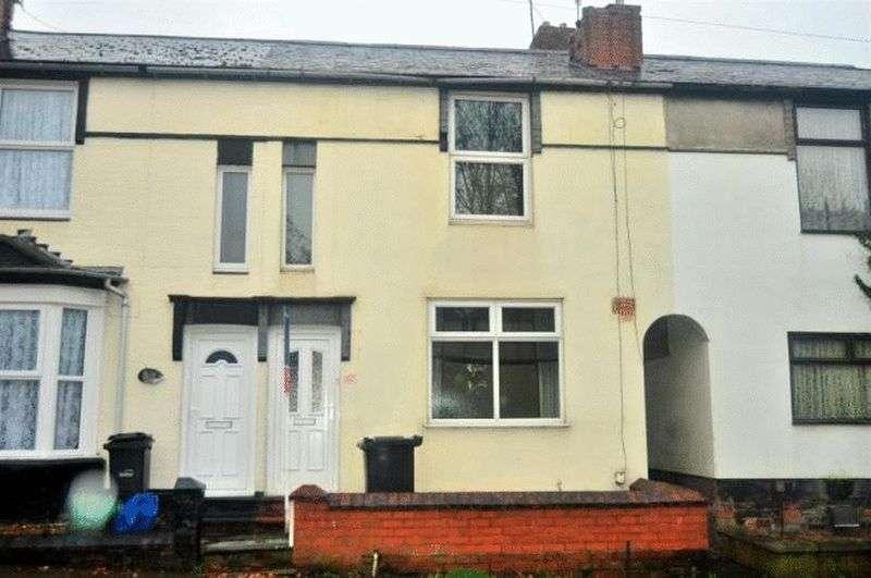 3 Bedrooms Property for sale in Overend Road, Halesowen