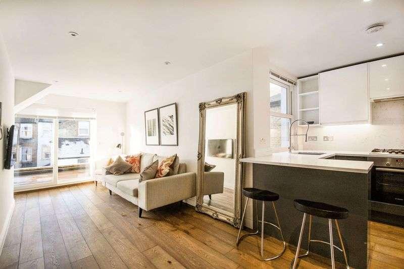 2 Bedrooms Property for sale in Garratt Terrace, London