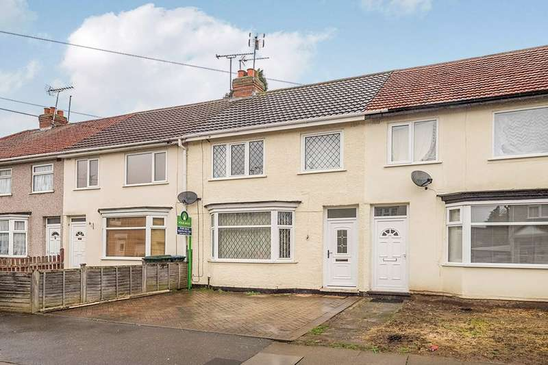 3 Bedrooms Property for sale in Nunts Park Avenue, Coventry, CV6