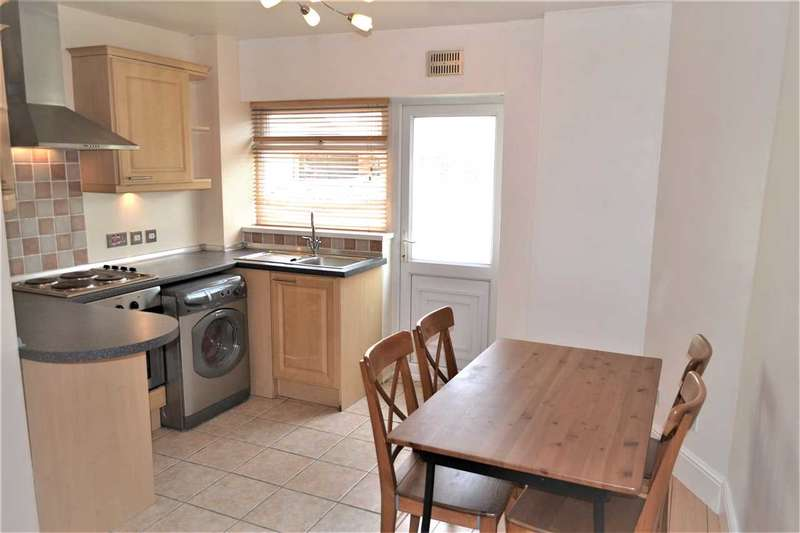 2 Bedrooms End Of Terrace House for sale in MAITLAND STREET, HEATH/GABALFA, CARDIFF