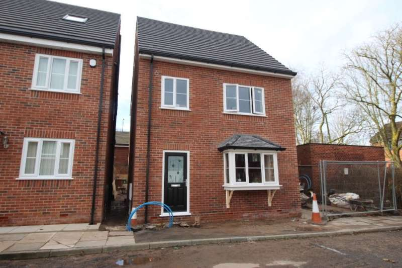 4 Bedrooms Detached House for sale in East Street, Audenshaw, Manchester, M34