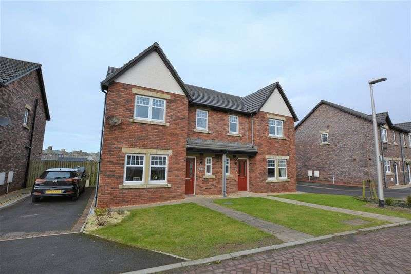 3 Bedrooms Property for sale in Leander Close, Whitehaven
