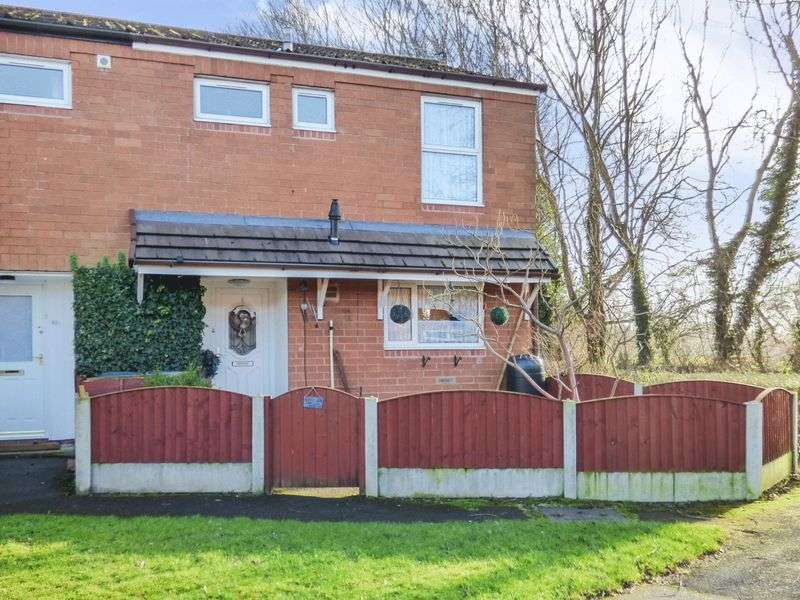 2 Bedrooms Property for sale in Payne Close, Great Sankey, Warrington