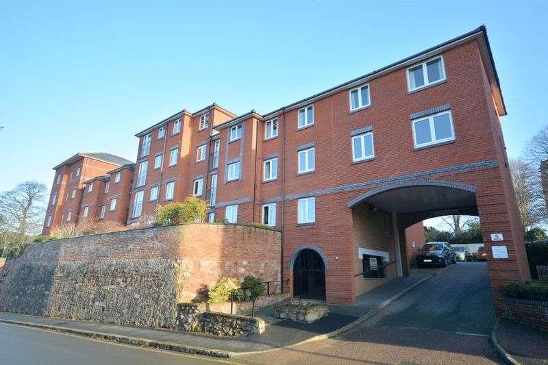 1 Bedroom Property for sale in Montpelier Court, Exeter, EX4 4DP