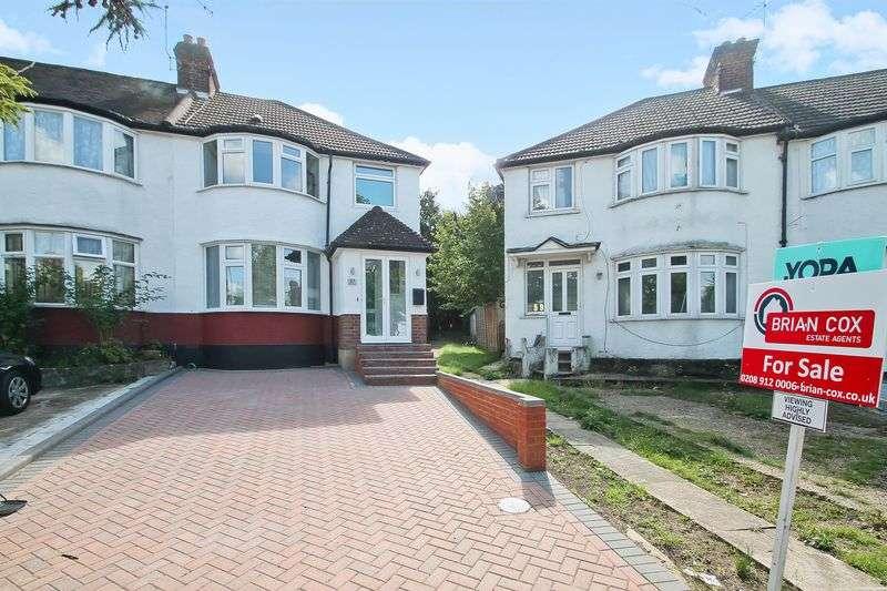 3 Bedrooms Property for sale in Hillside Crescent, Harrow