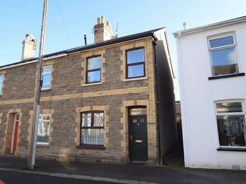 2 Bedrooms Property for sale in St Helens Road, Abergavenny