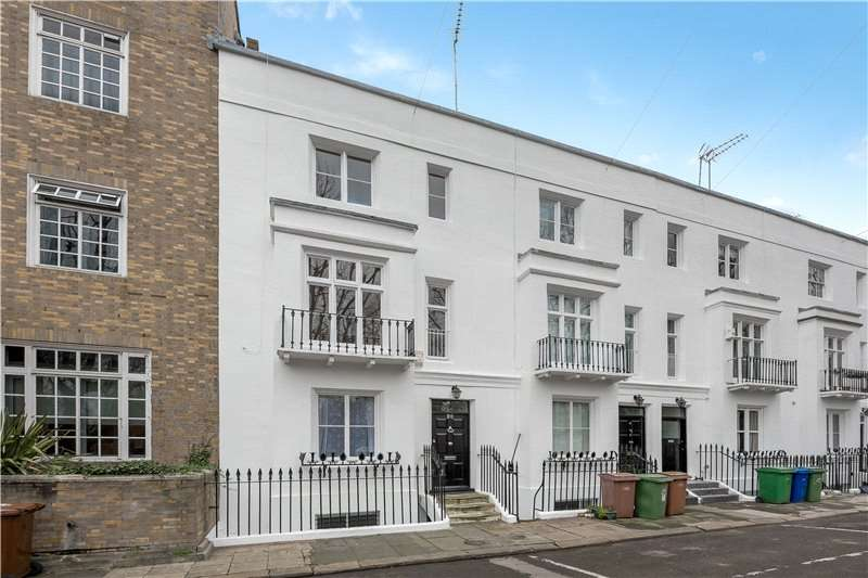 5 Bedrooms Terraced House for sale in Barkham Terrace, Kennington, London, SE1