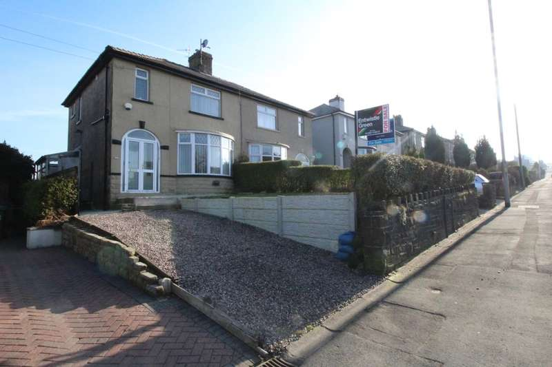 2 Bedrooms Semi Detached House for sale in Rossendale Road, Burnley, BB11