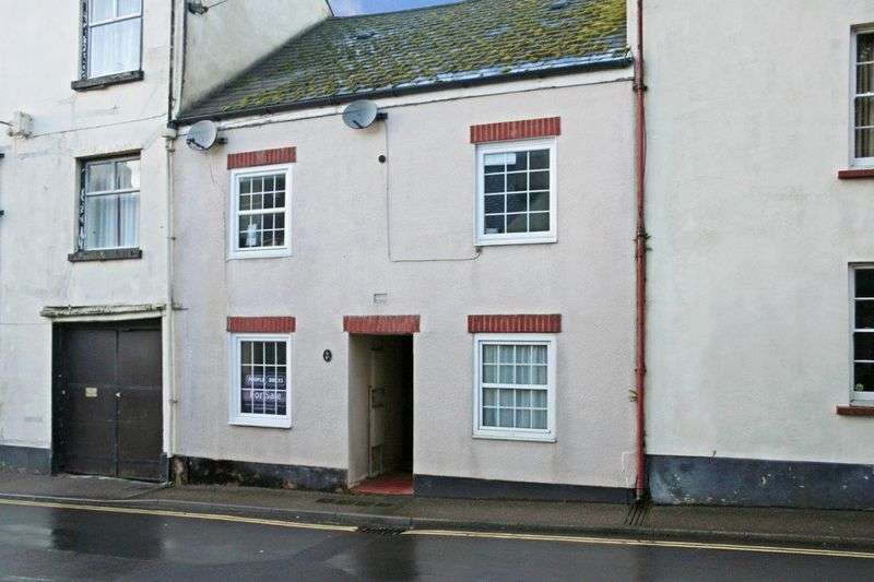 1 Bedroom Property for sale in 40a New Exeter Street, Chudleigh