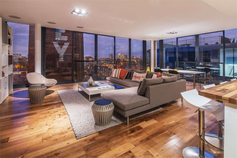 2 Bedrooms Flat for sale in The Jam Factory, Green Walk, London, SE1