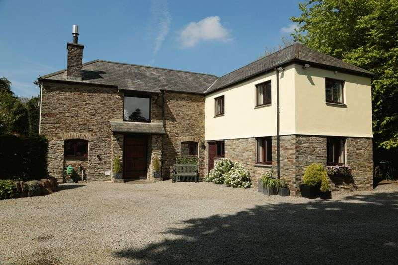 6 Bedrooms Property for sale in Lewdown, Devon