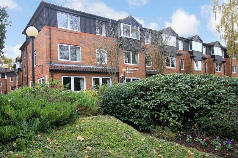 1 Bedroom Property for sale in Homecedars House, Bushey, WD23 1GN