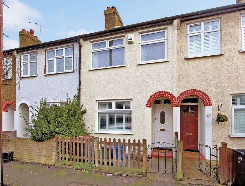 2 Bedrooms Property for sale in Dominion Road, Croydon