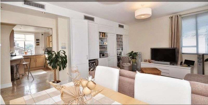2 Bedrooms Property for sale in Bamborough Gardens, London