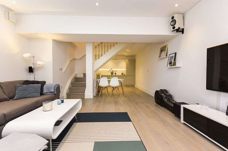 1 Bedroom Property for sale in Stewarts Road, London