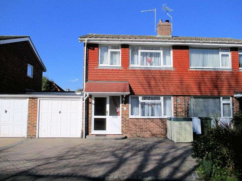 3 Bedrooms Property for sale in Woodbourne Close, Fareham