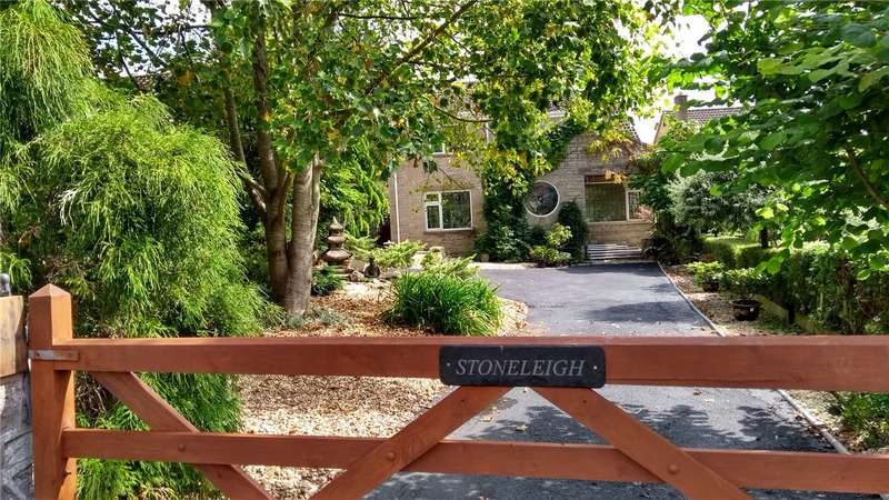 5 Bedrooms Detached House for sale in Fayreway, Croscombe, Wells, Somerset, BA5