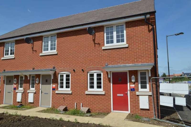 2 Bedrooms End Of Terrace House for rent in Lambert Road, Aylesbury