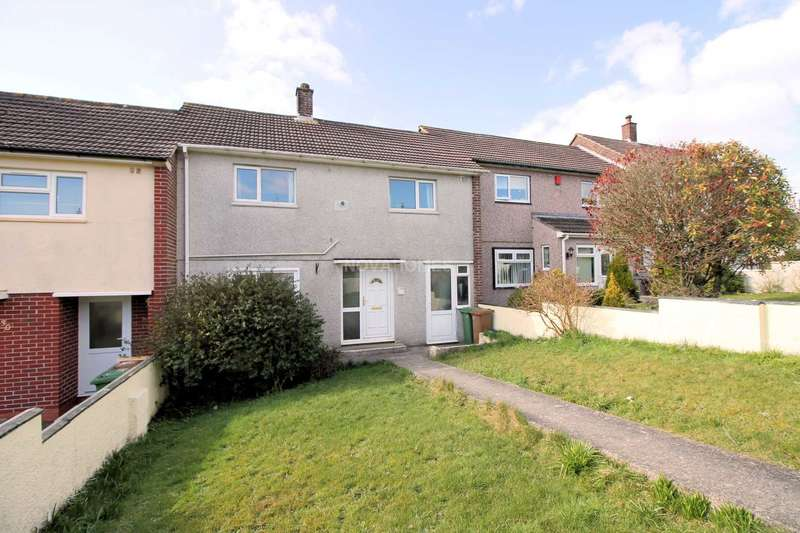 2 Bedrooms Terraced House for sale in Flamborough Way, Southway, PL6 6RP