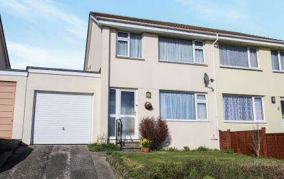 3 Bedrooms Semi Detached House for sale in Wadebridge, Cornwall, United Kingdom