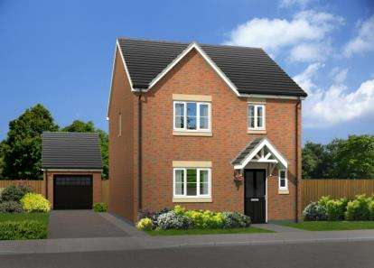 3 Bedrooms Detached House for sale in Thornhill Fields, Welford Road, Wigston, Leicestershire