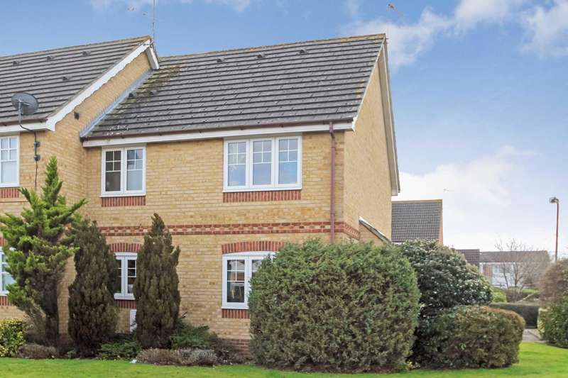 1 Bedroom Cluster House for sale in Carnation Way, Aylesbury