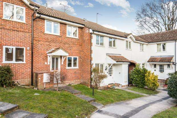 2 Bedrooms Terraced House for sale in Lightwater, Surrey, United Kingdom