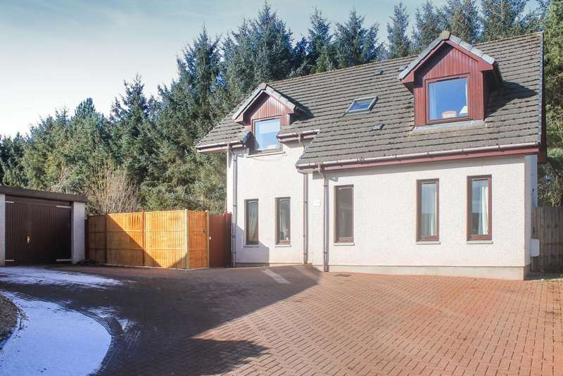 4 Bedrooms Detached House for sale in Beech Avenue, Nairn, IV12 4SY
