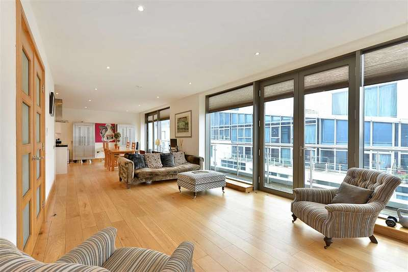 2 Bedrooms Flat for sale in Melrose Apartments, London, NW3