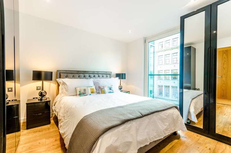 1 Bedroom Flat for sale in Brewery Square, Clerkenwell, EC1V