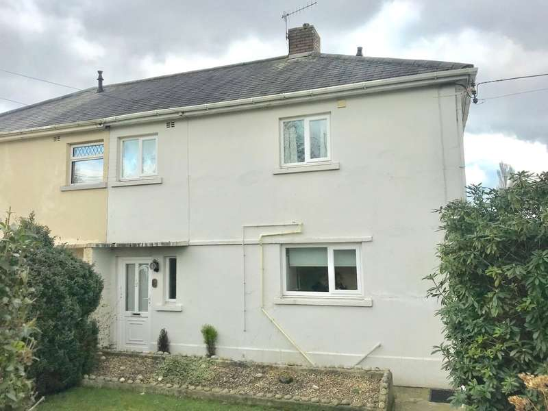 3 Bedrooms Semi Detached House for sale in Parc Onen, Skewen, Neath