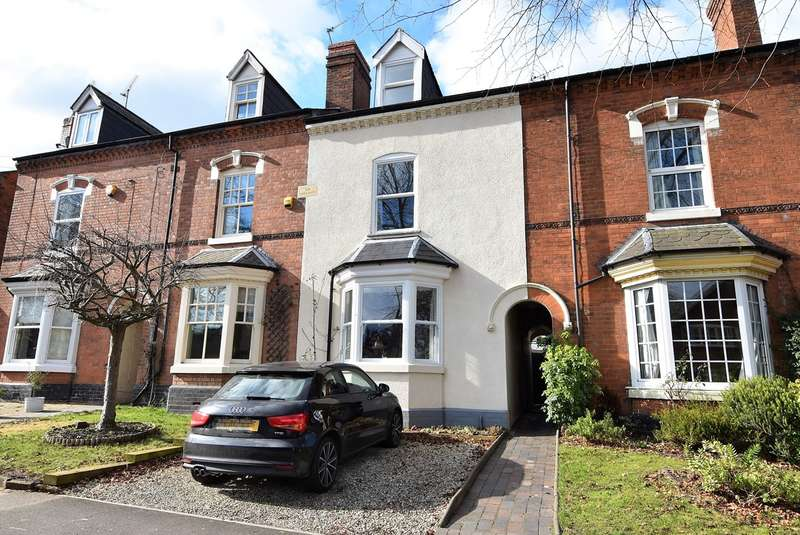 3 Bedrooms Terraced House for sale in Selly Oak Road, Bournville, Birmingham, B30