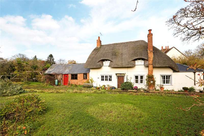 4 Bedrooms Detached House for sale in The Forty, Cholsey, Wallingford, OX10