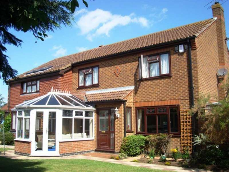 6 Bedrooms Detached House for sale in Cranmore Lane, Holbeach