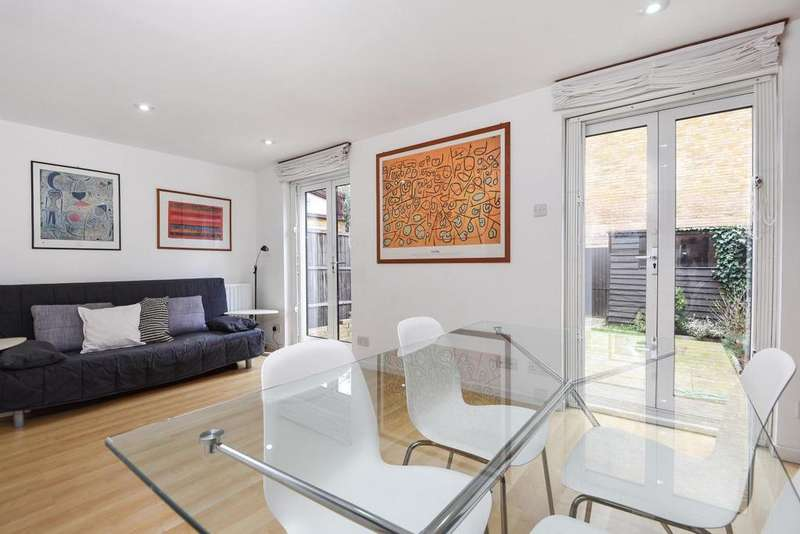 4 Bedrooms Terraced House for sale in Rotherhithe Street, Rotherhithe