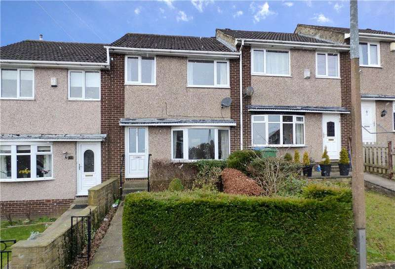 3 Bedrooms Town House for sale in Wimborne Drive, Keighley, West Yorkshire