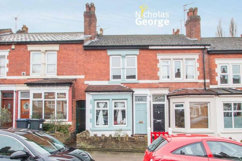 2 Bedrooms House for rent in Oxford Street, Stirchley, B30 2LH