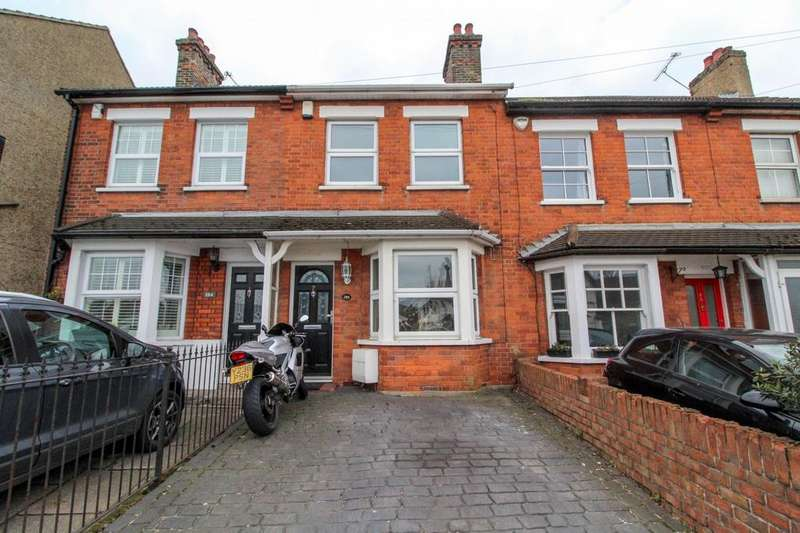 2 Bedrooms Terraced House for sale in Ongar Road, Brentwood, Essex, CM15