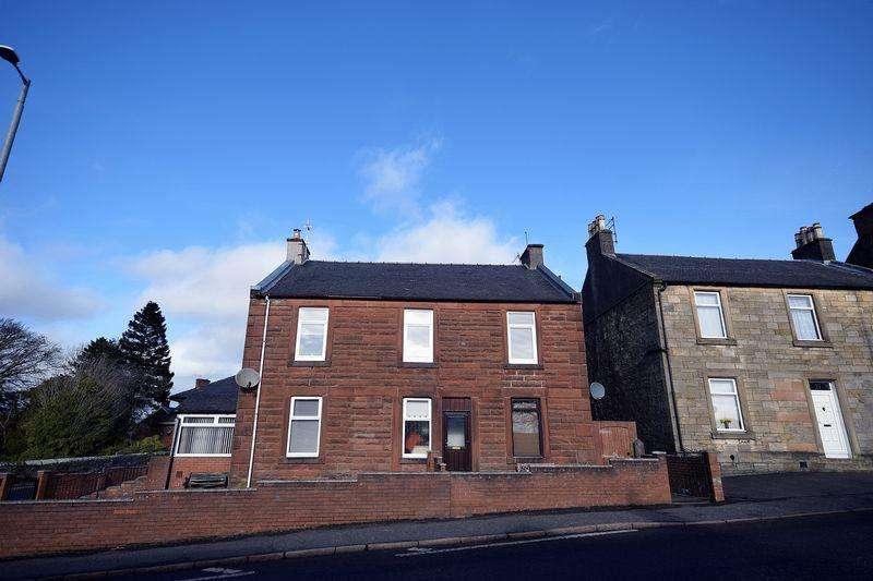 3 Bedrooms Flat for sale in 23 Barrhill Road ,Cumnock, KA18 1PJ