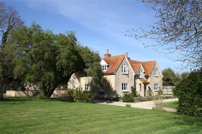 5 Bedrooms Detached House for sale in Church Lane, Todber, Sturminster Newton, Dorset, DT10
