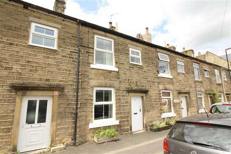 2 Bedrooms Terraced House for rent in Spring Bank, New Mills, High Peak, Derbyshire