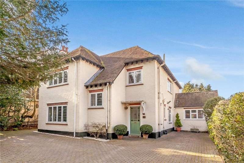 5 Bedrooms Detached House for sale in Andover Road, Newbury, Berkshire, RG14