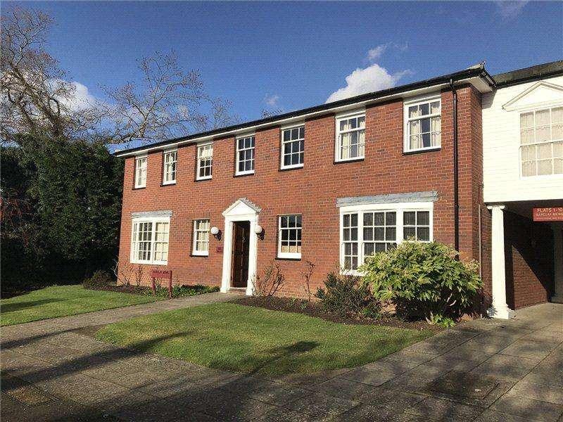 2 Bedrooms Flat for sale in Cottenham Park Road, West Wimbledon, London, SW20