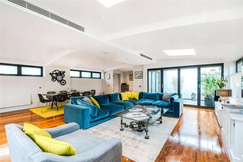 2 Bedrooms Penthouse Flat for sale in Estate House, 225-231 Upper Richmond Road, Putney, London, SW15