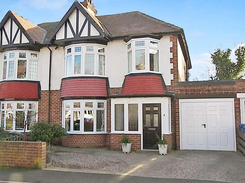 3 Bedrooms Semi Detached House for sale in Kendor Grove, Loansdean, Morpeth