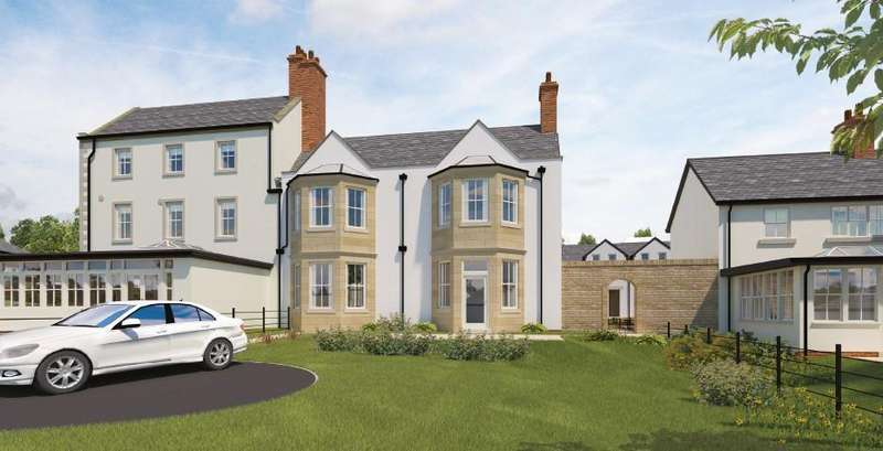 4 Bedrooms House for sale in The Grange, High Oakham Park, Mansfield